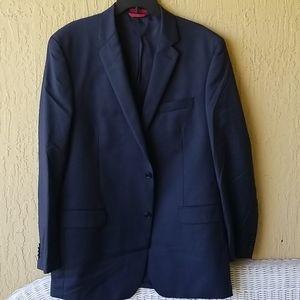 Alfani mens blue suit jacket Sz.46L